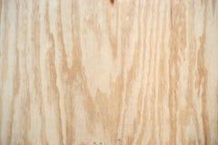 Table en bois de lumière de vue supérieure avec le vieux modèle naturel sur la surface, v image libre de droits