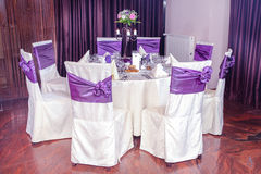 Table event Royalty Free Stock Images