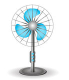 Table fan  illustration Royalty Free Stock Photo