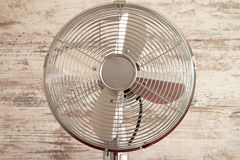Table Fan Stock Photo