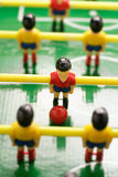 Table Football Game Stock Photography