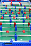 Table football game Stock Images