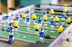 Table football game Royalty Free Stock Photography