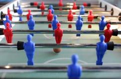 Table football,table soccer,foosball,kicker Royalty Free Stock Photography