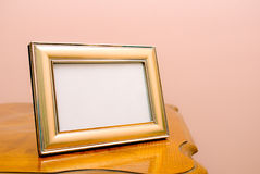 Table Frame Royalty Free Stock Photo