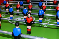 Table game with figures - football. Stock Image