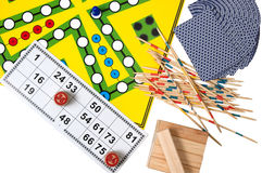 Table games Stock Photos