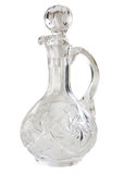 Table glass carafe Royalty Free Stock Image