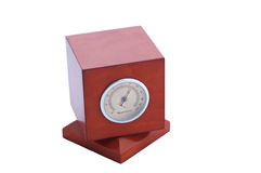 Table hygrometer Royalty Free Stock Photos