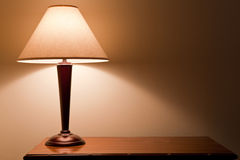 Table lamp Stock Photos