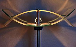Table lamp Royalty Free Stock Photo