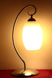 The table lamp Stock Image