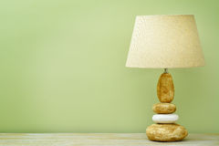 Table lamp Royalty Free Stock Images