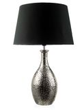 Table lamp isolated Stock Photography