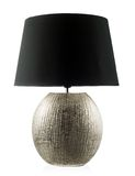 Table lamp isolated Royalty Free Stock Image