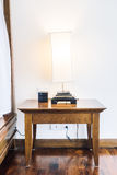 Table light lamp Royalty Free Stock Photography