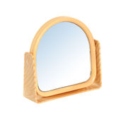 Table mirror Royalty Free Stock Photos