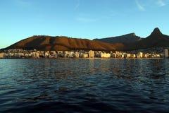 Table Mountain Royalty Free Stock Photo