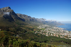 Table Mountain Royalty Free Stock Images