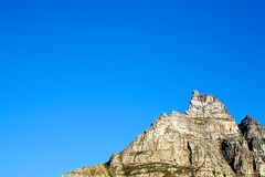 Table Mountain Royalty Free Stock Photo
