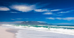 Table Mountain Royalty Free Stock Photography