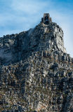 Table Mountain cable car station Stock Image