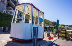 Table Mountain Cable Car Royalty Free Stock Photo