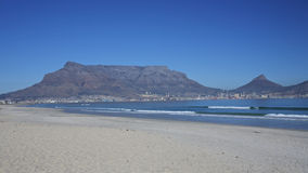 Table Mountain, Cape Town Royalty Free Stock Images