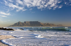 Table mountain cape town Stock Photos