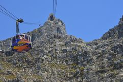 Table Mountain - Cape Town South Africa stock image