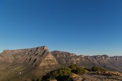 Table Mountain Cape Town royalty free stock image