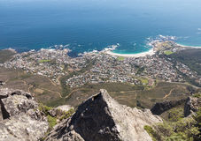 Table Mountain Cape Town South Africa Royalty Free Stock Photos
