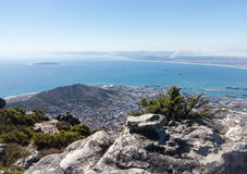 Table Mountain Cape Town South Africa Royalty Free Stock Images