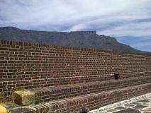 Table Mountain, Cape Town, South Africa royalty free stock photography