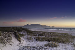 Table mountain Cape Town Stock Photography