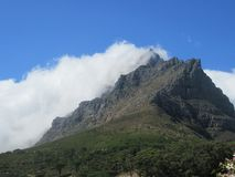 Table Mountain Magestic View stock images