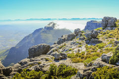 Table Mountain National Park Stock Image