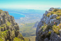 Table Mountain National Park Stock Photo