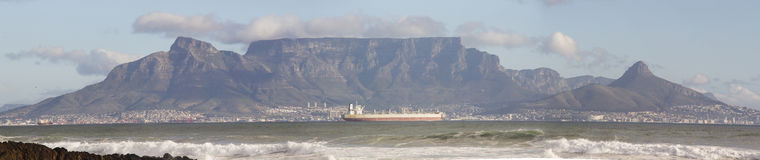 Table Mountain Panorama 2 Royalty Free Stock Photography