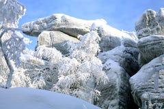 Table Mountain  in Poland Stock Photography