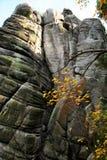 Table Mountain in Poland Royalty Free Stock Photos