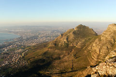Table Mountain, South Africa Royalty Free Stock Image