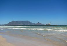 Table Mountain South Africa Royalty Free Stock Images