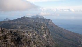 Table Mountain Royalty Free Stock Photos