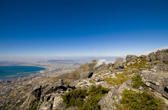 Table Mountain Royalty Free Stock Image