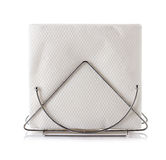Table napkin holder with napkin Royalty Free Stock Photos
