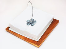 Table napkin holder 3 Royalty Free Stock Photography