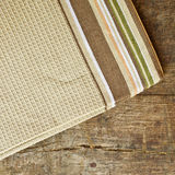 Table napkin Stock Images
