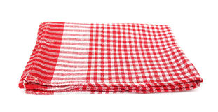 Table napkin or tablecloth vintage Stock Image