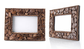 Table photo frame Royalty Free Stock Photos